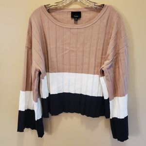 Lumiere Pleated Sweater